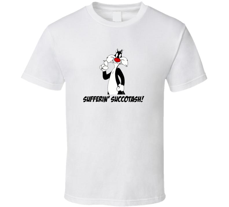 Sylvester The Cat T Shirt