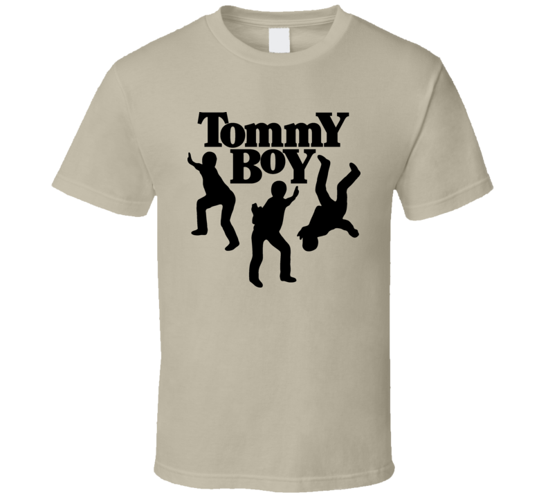 Tommy Boy Records Dj T Shirt