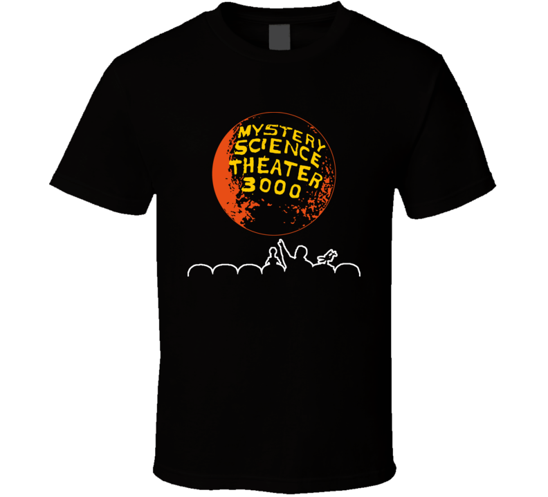 Mystery Science Theatre 3000 T Shirt