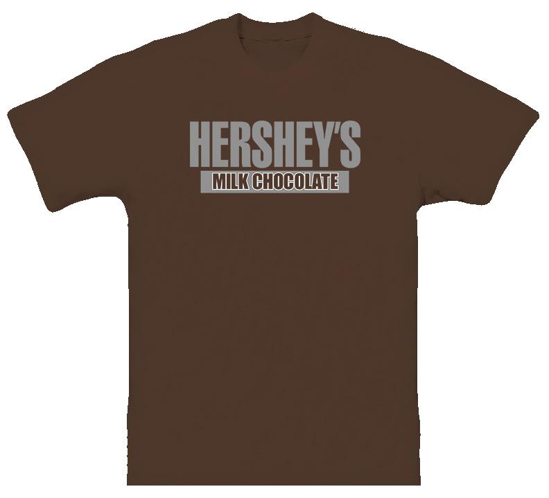 Hershey Chocolate Logo Classic T Shirt
