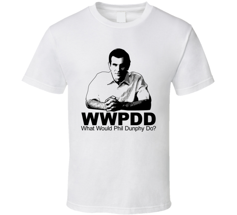 Phil Dunphy Modern Family Funny Comedy T Shirt