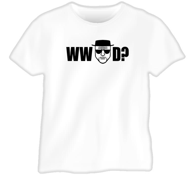 Breaking Bad WWJD T Shirt