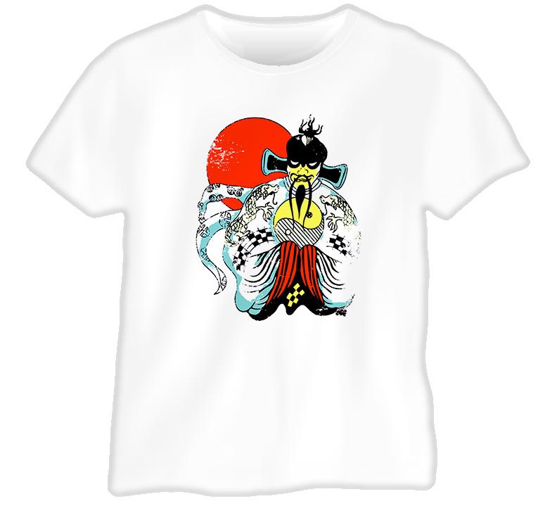 Big Trouble Little China Jack Burton T Shirt