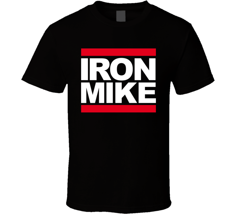 Iron Mike Tyson Boxing Legend T Shirt