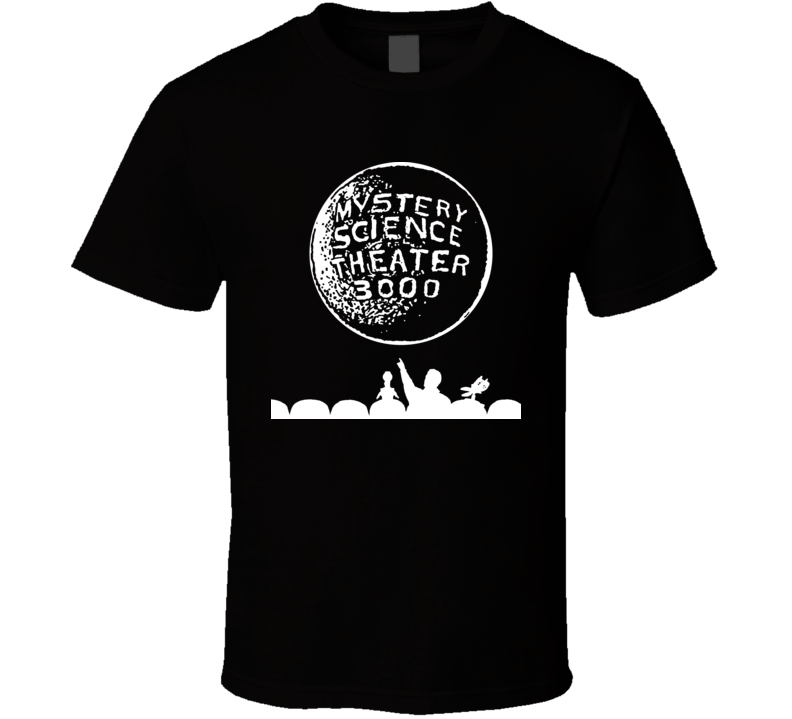 Mystery Science Theatre 3000 Movie T Shirt