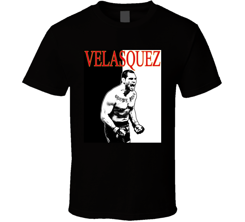 Cain Velasquez Mexico Fighter Champ Cool T Shirt
