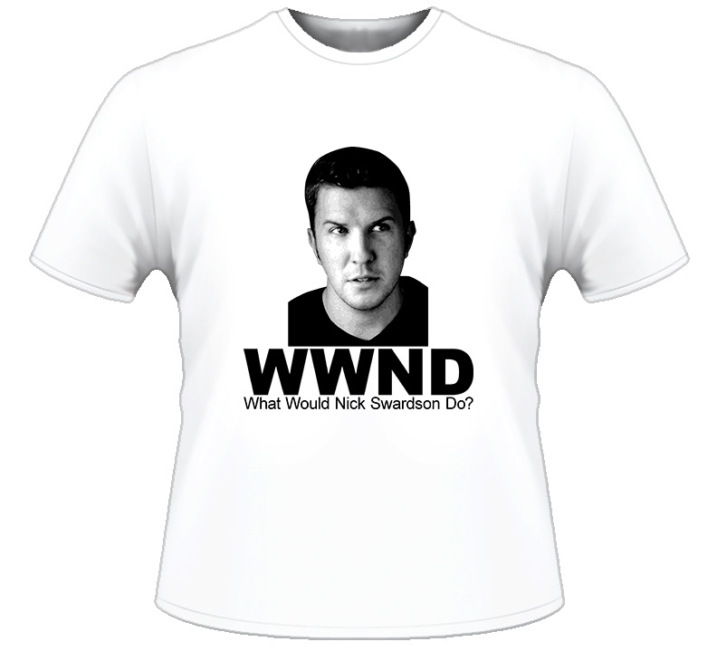 Nick Swardson T Shirt