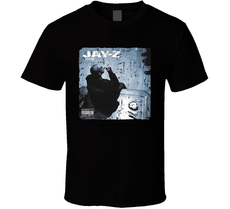 Jay z the blueprint album cover t shirt malvernweather Gallery