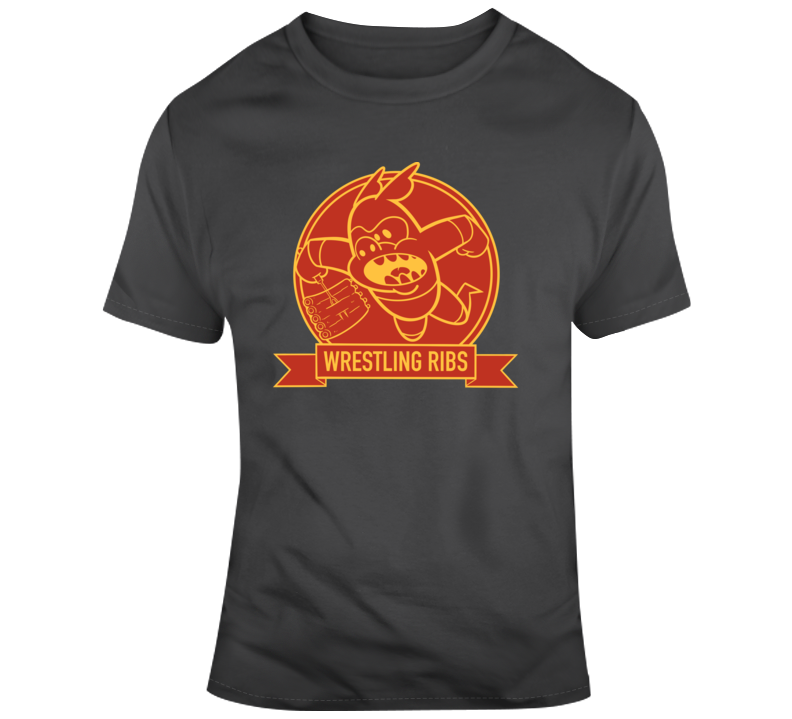 Wrestling Ribs T-Shirt