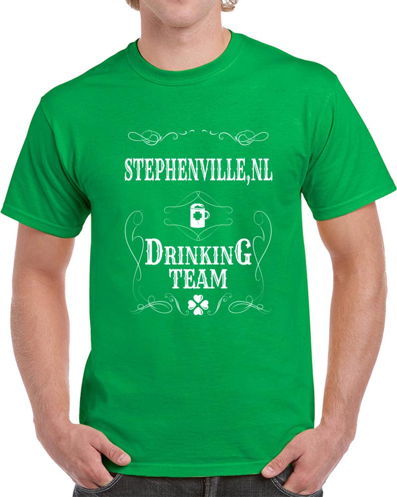 Stephenville Drinking Team Shirt