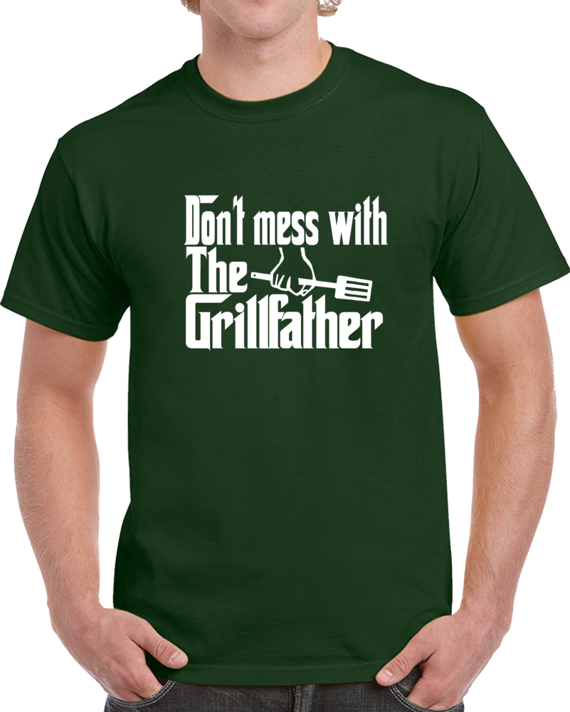 Grillfather Shirt