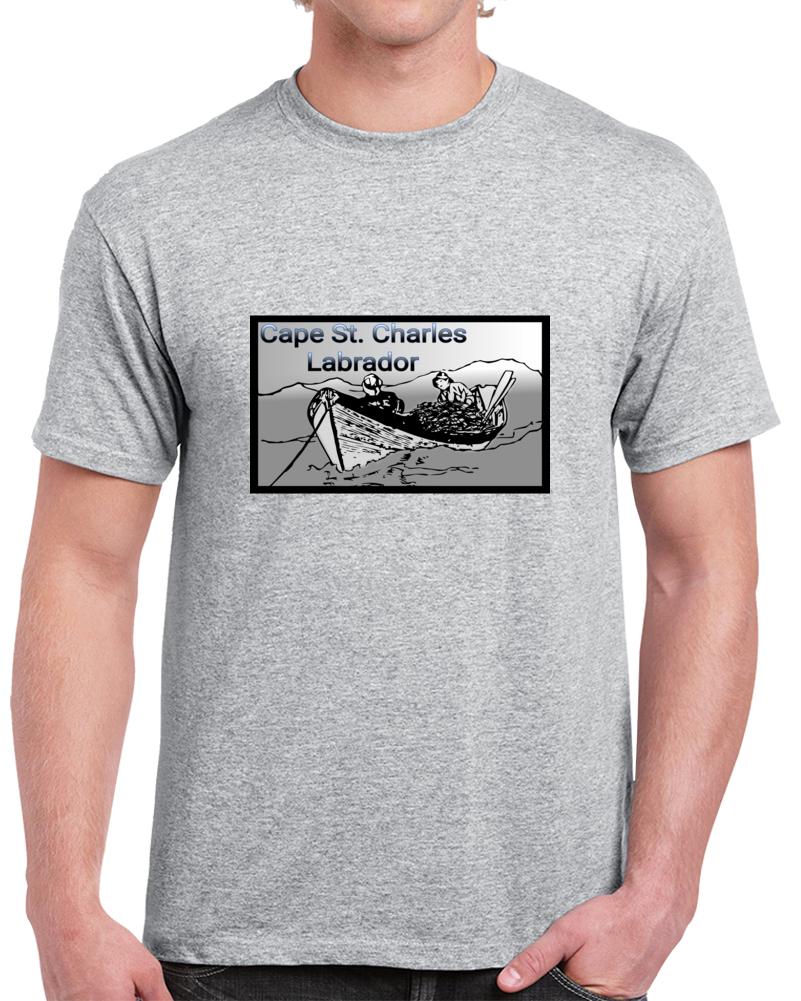 Cape Sst. Charles Labrador  T Shirt
