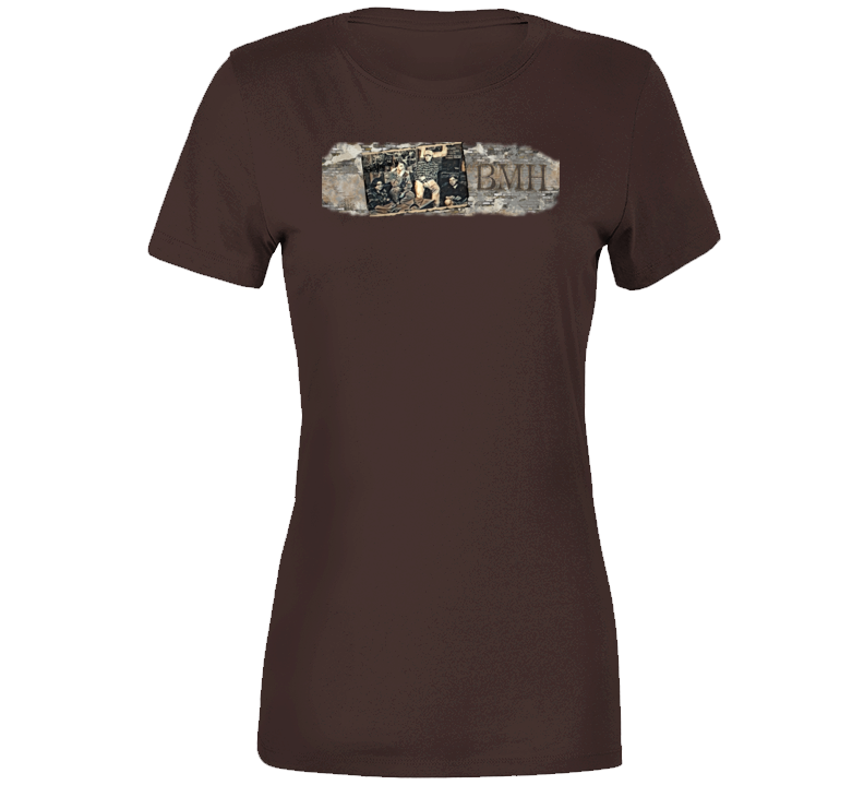 Blindman's Holiday Stephenville Photograph  T Shirt