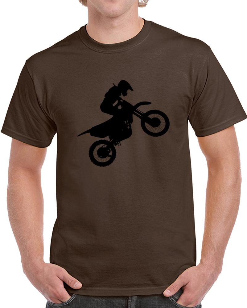 Dirt Bike Jump Motor Cross