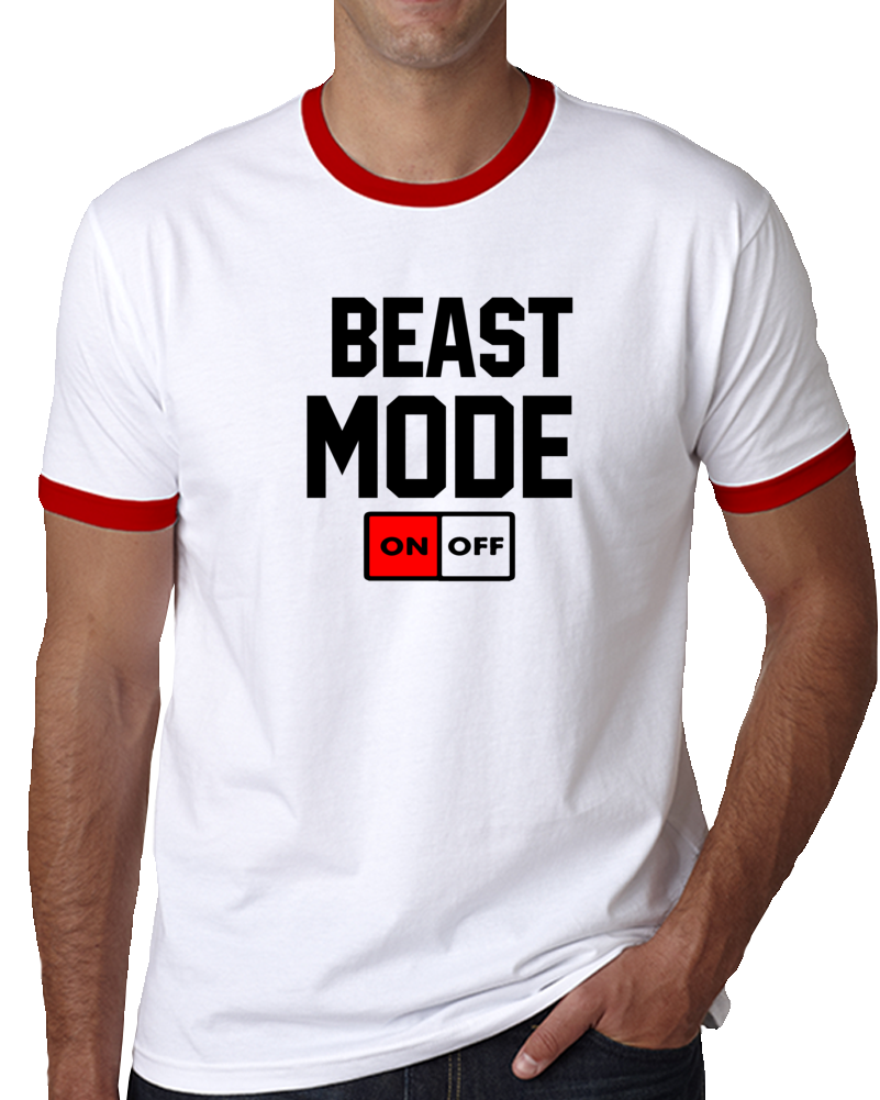 Beast Mode On T Shirt
