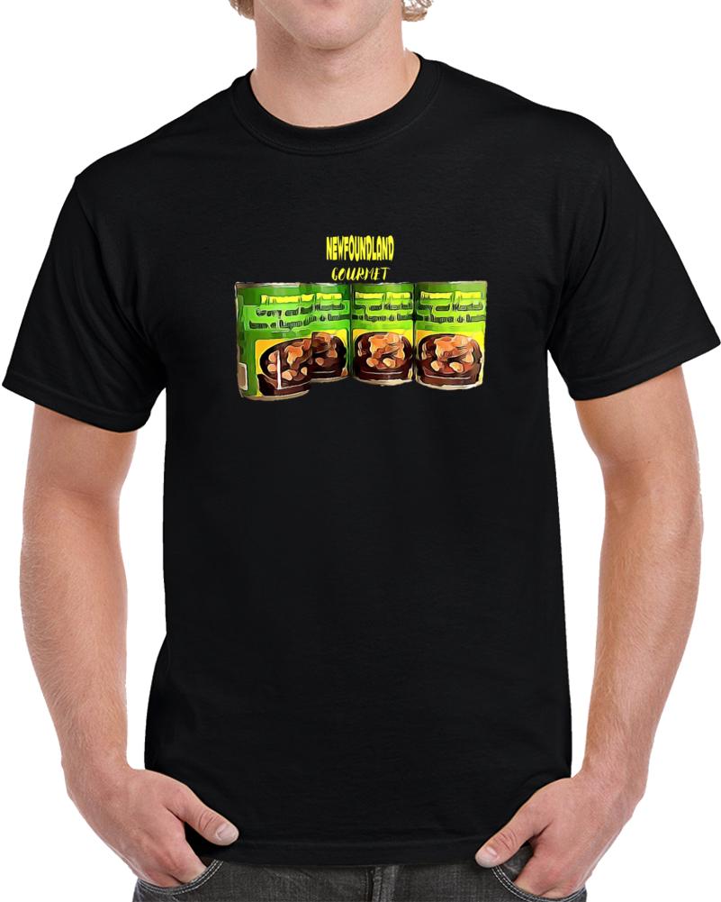 Newfoundland Gourmet Fraser Meatballs  T Shirt