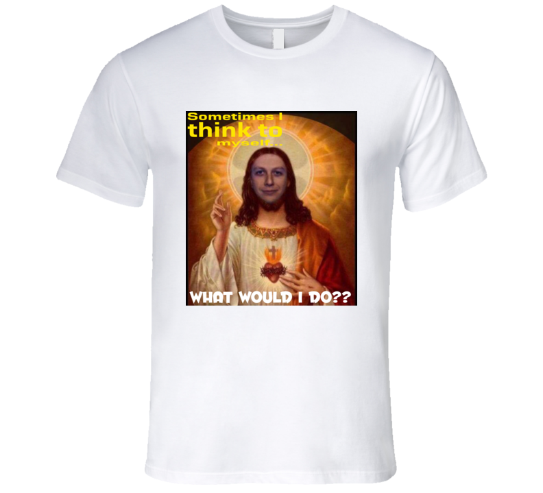 Jc What Would Jesus Do T Shirt