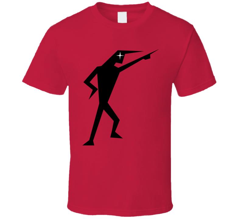 Stickman Bravo Donnie Point T Shirt