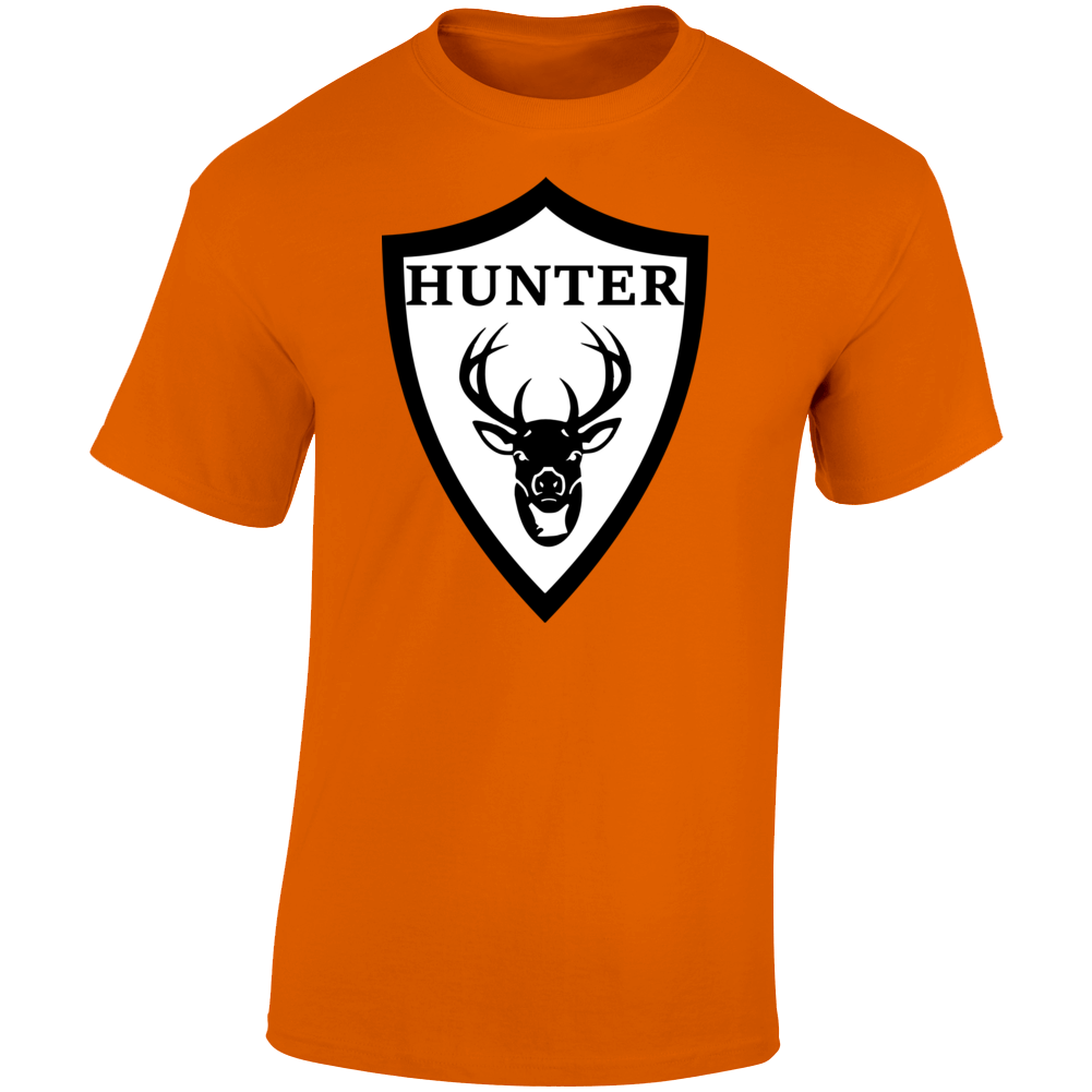 Orange Hunter T Shirt
