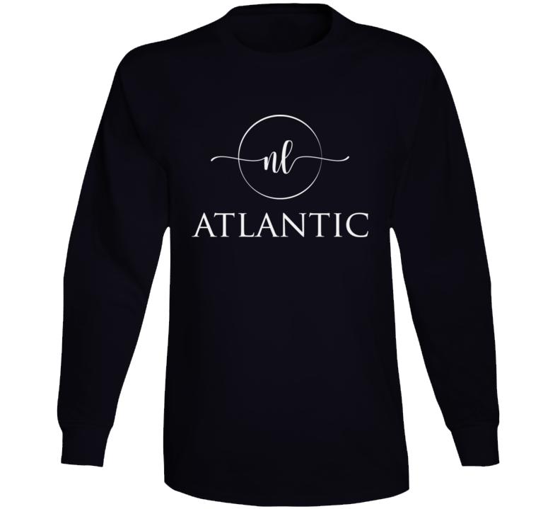 Newfoundland Atlantic Ocean Nl Long Sleeve T Shirt
