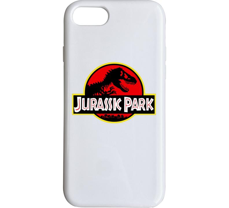 Original Jurassic Park Logo Dinosaur World Movie Phone Case