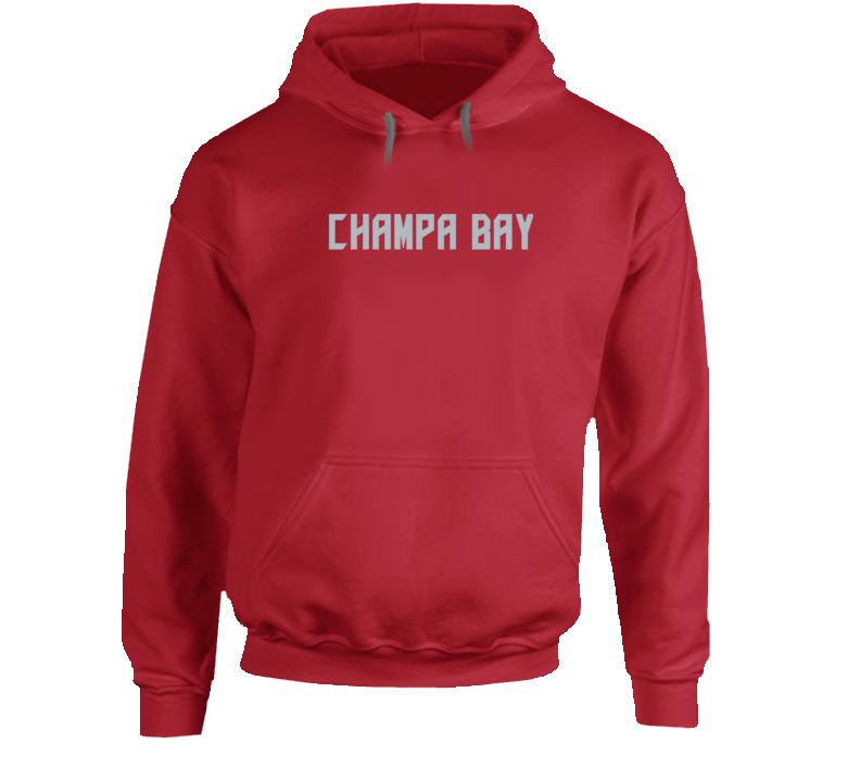 Champa Bay Football Fan Hoodie