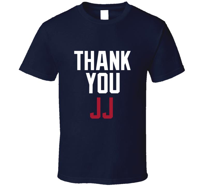 Thank You Jj Watt Houston Football Team Fan T Shirt