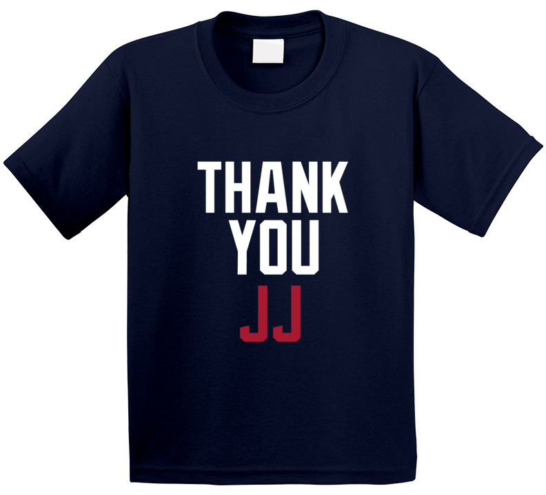 Thank You Jj Watt Houston Football Team Fan T Shirt