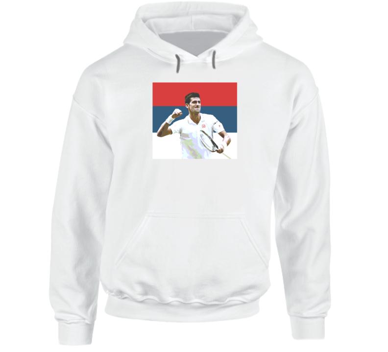 Djokovic Fan Hoodie