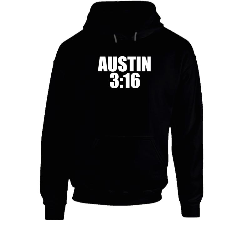 Stone Cold Steve Austin 3:16 Hoodie