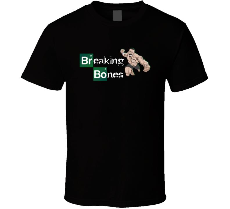 Breaking Bones T Shirt