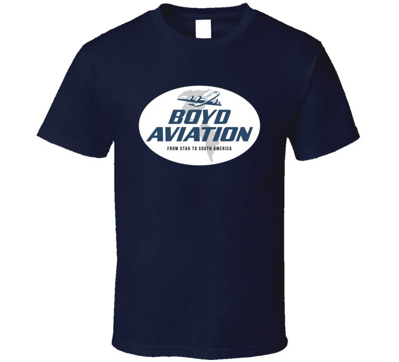 Boyd Aviation - T Shirt T Shirt