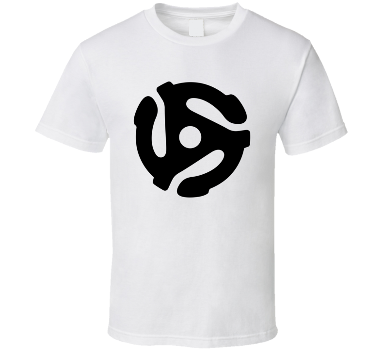 45 Rpm Adapter - T Shirt