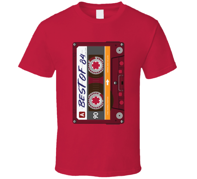 Best Of 84 Mixtape T Shirt