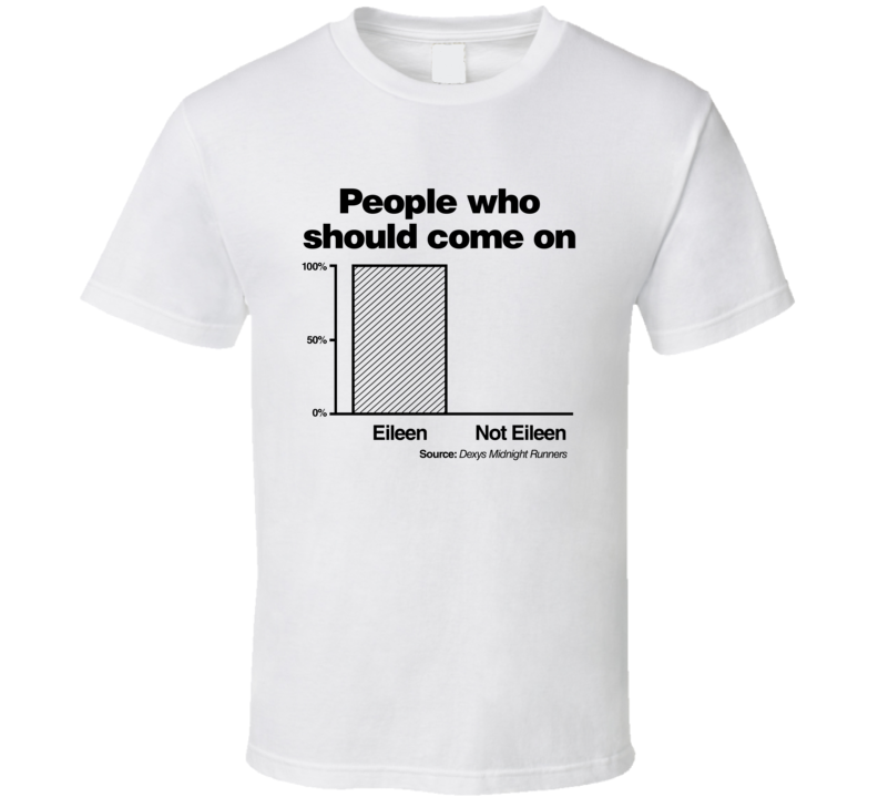 People Who Should Come On T Shirt