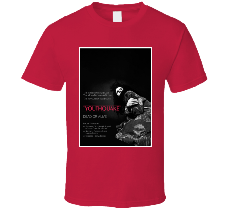 Youthquake Promotional Poster T Shirt