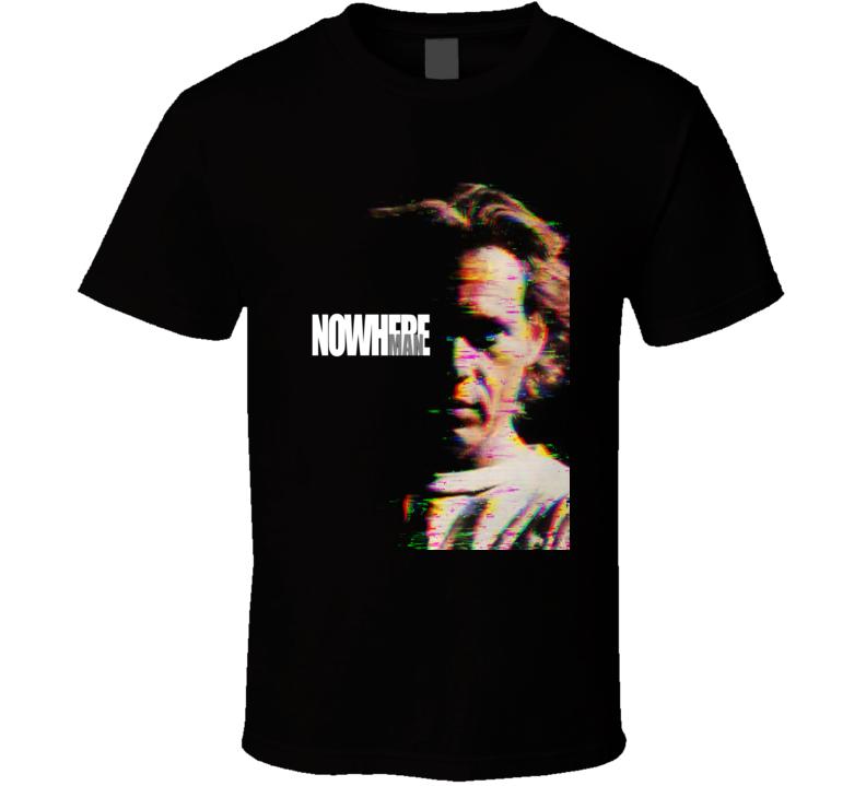 Nowhere Man - Glitch T Shirt