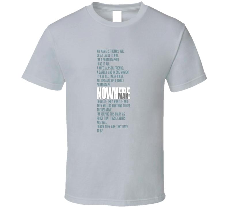 Nowhere Man Intro T Shirt