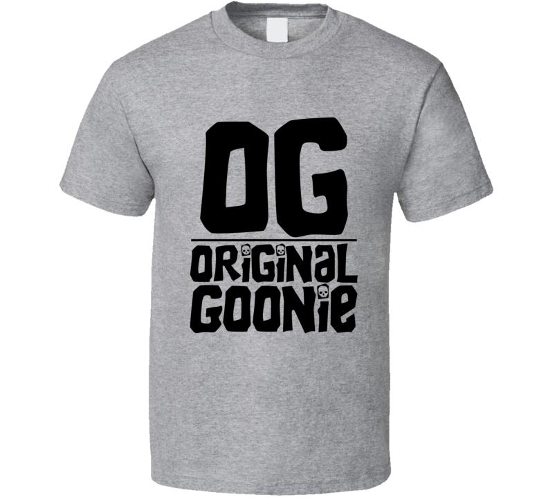 Original Goonie T Shirt
