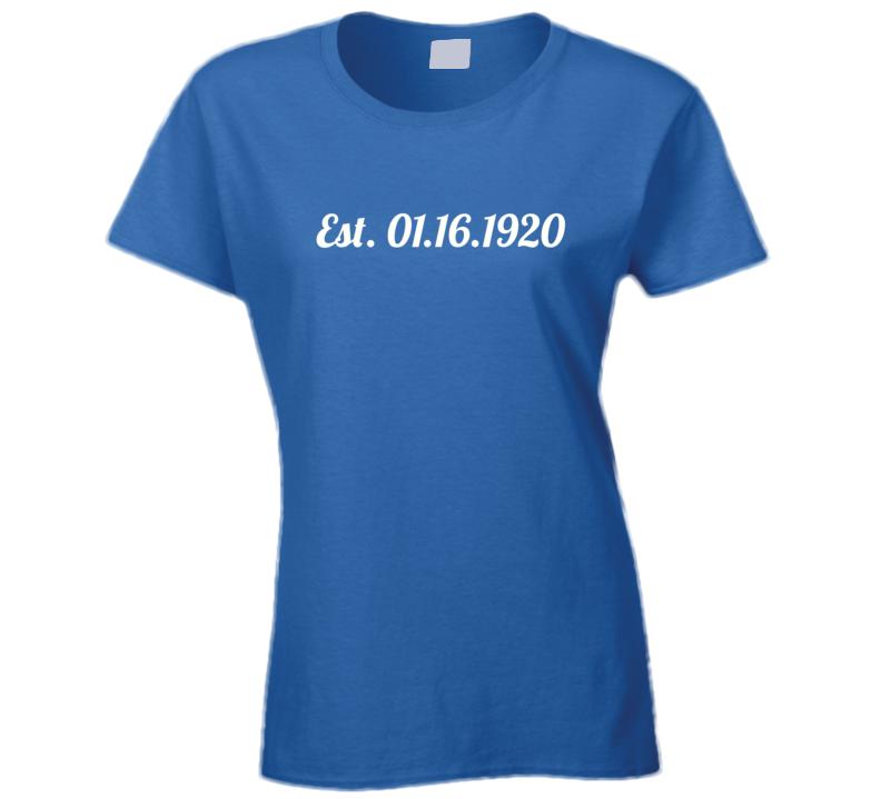 Zeta 01.16.1920 T Shirt