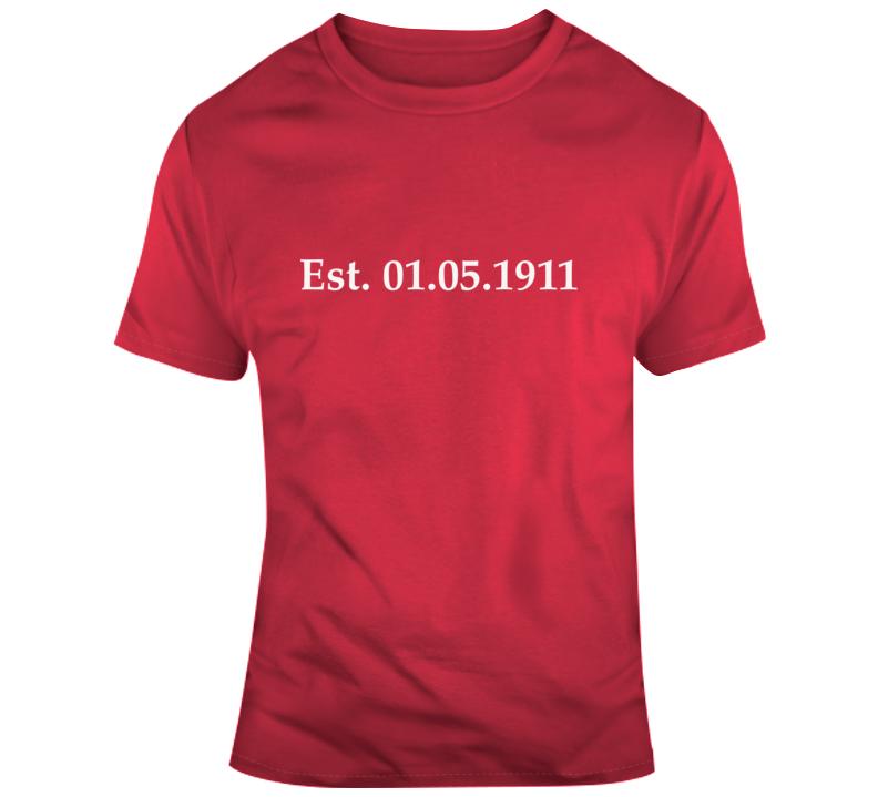 Kappa 01.05.1911 T Shirt