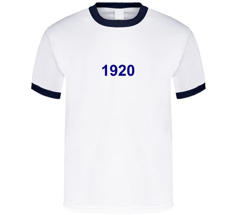 Zeta 1920 T Shirt