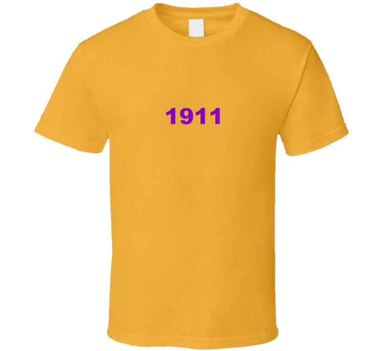Omega 1911 T Shirt