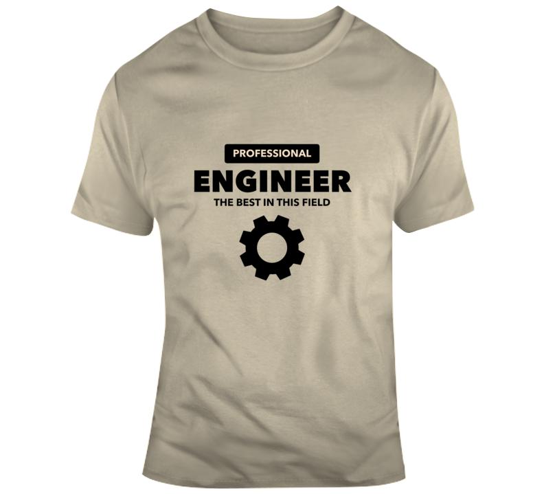 Professional Engineer T Shirt