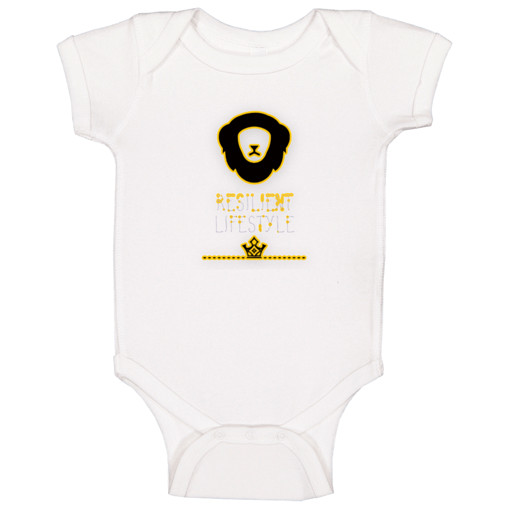 Resilient Unisex Baby One Piece