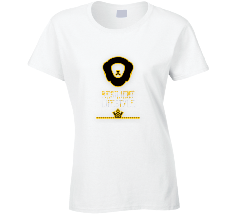 Resilient Unisex Ladies T Shirt