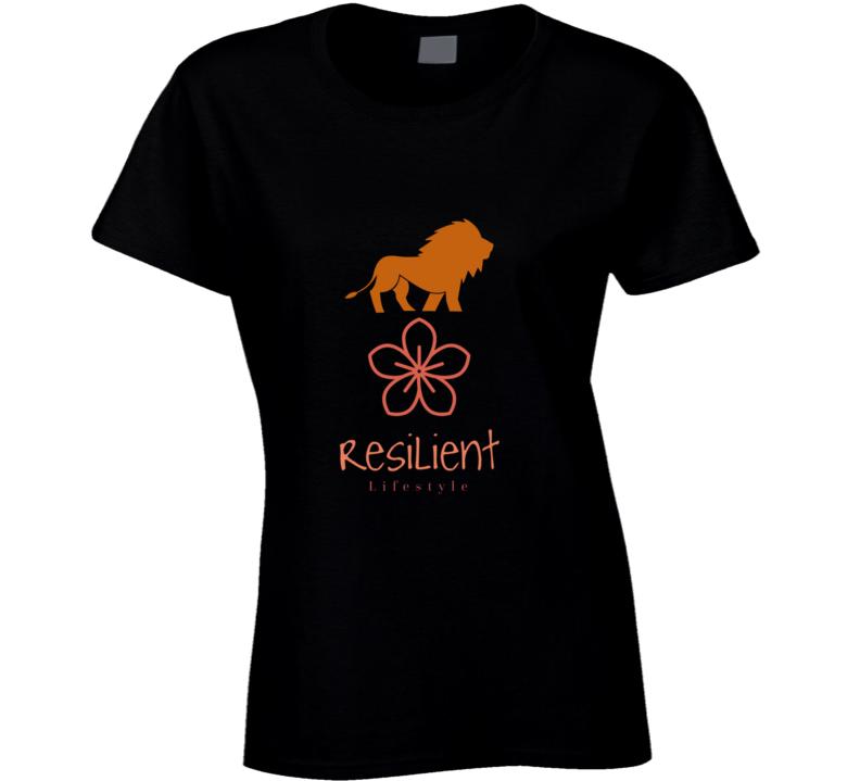 Lions Pride Ladies T Shirt