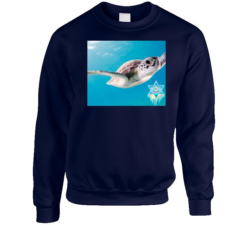 Turtle Crewneck Sweatshirt