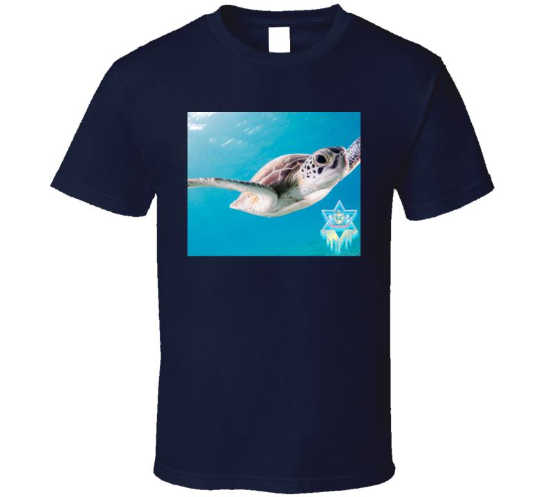 Turtle Crewneck Sweatshirt T Shirt