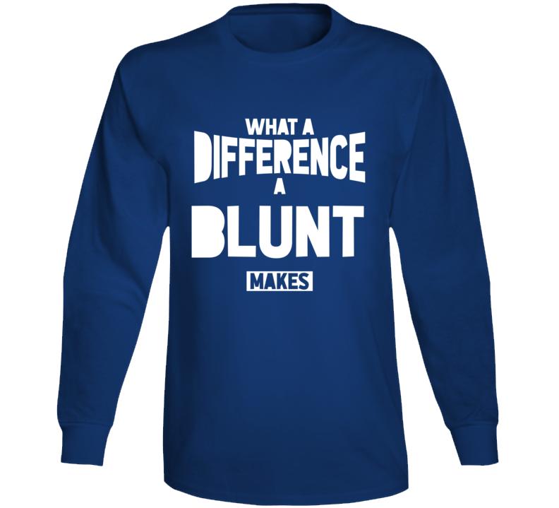 Blunt Long Sleeve